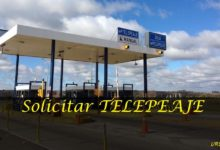 Photo of Solicitar Telepeaje