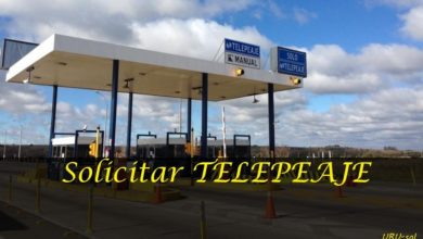 Photo of Solicitar Telepeaje