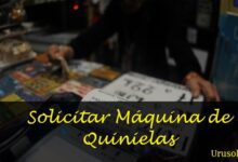Photo of Solicitar Máquina de Quinielas