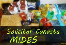 Photo of Solicitar Canasta MIDES