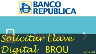 Photo of Solicitar llave digital BROU